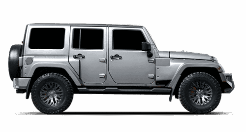 Jeep Wrangler 4 Door